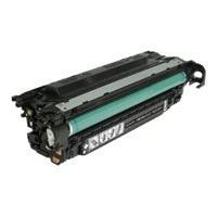 Dataproducts Premium - à rendement élevé - noir - compatible - cartouche de toner (alternative pour: HP CE400X)