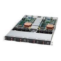 Supermicro SC809 LT-780B - rack-mountable - 1U
