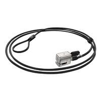 Kensington Keyed Cable Lock for Surface Pro & Surface Go - Master Keyed security cable lock