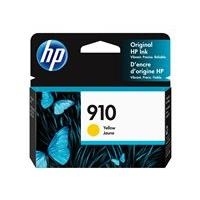 HP 910 - yellow - original - ink cartridge