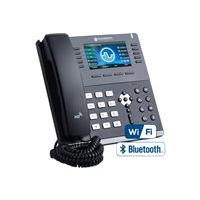 Sangoma S705 - VoIP phone - with Bluetooth interface - 5-way call capability