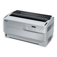 Epson DFX 9000 - printer - B/W - dot-matrix