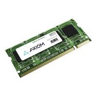 Axiom - DDR2 - 4 GB - SO-DIMM 200-pin - unbuffered