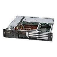 Supermicro SC823M TQ-R700UB - rack-mountable - 2U - extended ATX  RM