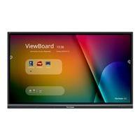 ViewSonic ViewBoard IFP6550 Interactive Flat Panel 65