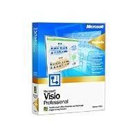 Microsoft Visio Professional - Licence et assurance logiciel - 1 utilisateur