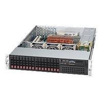 Supermicro SC213 A-R900LPB - rack-mountable - 2U - extended ATX  RM