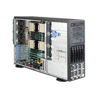 Supermicro SuperServer 8047R-TRF+ - tour - pas de processeur - 0 Go