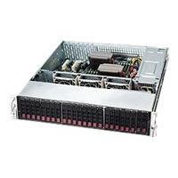Supermicro SC216 BE26-R1K28LPB - Montable sur rack - 2U - Extended ATX améliorée