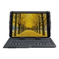 Logitech Universal Folio for 9-10 inch Tablets - clavier et étui