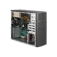 Supermicro SC732 i-R500B - tower - extended ATX  TWR