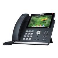 Yealink SIP-T48S - téléphone VoIP - (conférence) à trois capacité d'appel
