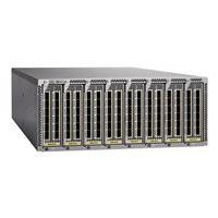 Cisco Nexus 6004EF - commutateur - 24 ports - Géré - Montable sur rack - avec 4 x Cisco Nexus 2232PP 10GE Fabric Extender, 64x 10G SFP+ module (FET-10G)