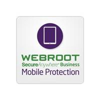 Webroot SecureAnywhere Business - Mobile Protection - subscription license renewal (2 years) - 1 device