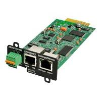 Eaton Network and MODBUS Card-MS - remote management adapter