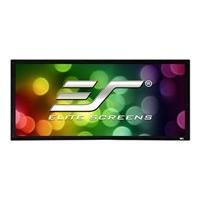 Elite Screens SableFrame 2 Series ER158WH2-Wide - projection screen - 158