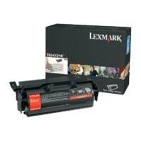 Lexmark - Extra High Yield - black - original - toner cartridge - LCCP