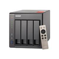 QNAP TS-451+ - NAS server - 0 GB (United States)