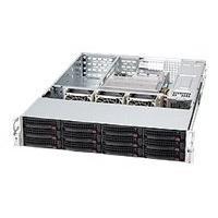 Supermicro SC826 E16-R1200UB - rack-mountable - 2U - extended ATX  RM