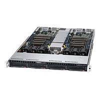 Supermicro SuperServer 6017TR-TF - Montable sur rack - pas de processeur - 0 Go