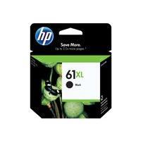 HP 61XL - High Yield - black - original - ink cartridge