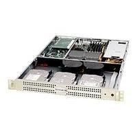 Supermicro SC812L 520C - rack-mountable - 1U - extended ATX  RM