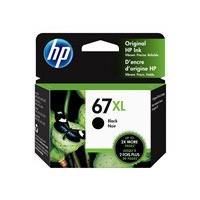 HP 67XL - à rendement élevé - noir pigmenté - original - cartouche d'encre (Canada, Etats-Unis)