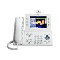 Cisco Unified IP Phone 9971 Standard - IP video phone - with digital camera, Bluetooth interface (Arabic)