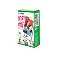 Fujifilm Instax Mini pellicule couleur à développement instantané - ISO 800 - 10
