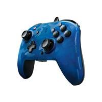 PDP Faceoff Deluxe+ Audio Wired Controller - manette de jeu - filaire
