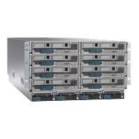 Cisco UCS 5108 Blade Server Chassis SmartPlay Select - rack-mountable - 6U - up to 8 blades  ENCL