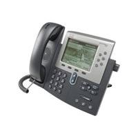 Cisco Unified IP Phone 7962G - VoIP phone - with 1 x user license for Cisco CallManager Express