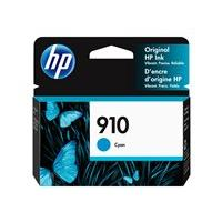HP 910 - cyan - original - ink cartridge