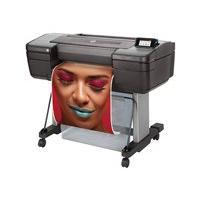 HP DesignJet Z9+ PostScript - large-format printer - color - ink-jet (English, French, Portuguese, Spanish / Canada, Latin America, United States)