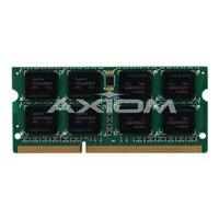 Axiom - DDR3 - 2 GB - SO-DIMM 204-pin - unbuffered
