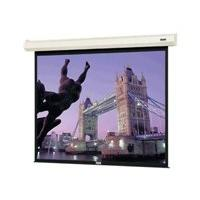 Da-Lite Cosmopolitan Electrol Video Format - projection screen - 120