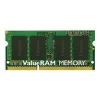 Kingston ValueRAM - DDR3 - module - 8 Go - SO DIMM 204 broches - mémoire sans tampon