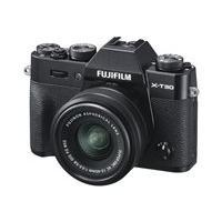 Fujifilm X Series X-T30 - appareil photo numérique - Fujinon objectif XC 15-45 mm OIS PZ