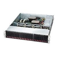 Supermicro SC216 E16-R1200LPB - rack-mountable - 2U - enhanced extended ATX  RM
