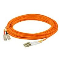 AddOn patch cable - 12 m - yellow