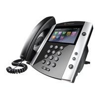 Poly VVX 601 - VoIP phone - 3-way call capability