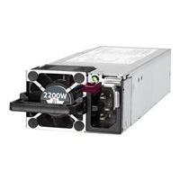 HPE Platinum Power Supply Kit - alimentation - branchement à chaud / redondante - 2200 Watt