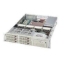Supermicro SC823 T-R500RC - rack-mountable - 2U - extended ATX  RM