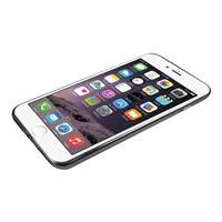 Macally Ultra Thin Soft - back cover for cell phone