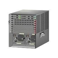 Cisco Catalyst 6509-E - commutateur - 2 ports - Géré - Montable sur rack - avec Cisco Catalyst 6500 Series Supervisor Engine 2T with 2 ports 10GbE, Policy Feature Card 4 (VS-F6K-PFC4)