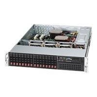 Supermicro SC213 A-R720LPB - rack-mountable - 2U - extended ATX  RM