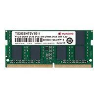 Transcend Industrial Grade - DDR4 - module - 16 Go - SO DIMM 260 broches - mémoire sans tampon