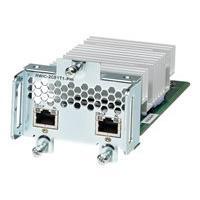 Cisco Channelized T1/E1 and ISDN PRI Module for the Cisco 2010 Connected Grid Router - ISDN terminal adapter - PRI E1/T1