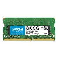 Crucial - DDR4 - 8 GB - SO-DIMM 260-pin - unbuffered