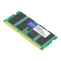 AddOn 4GB DDR3-1333MHz SODIMM for HP VH641AA - DDR3 - 4 GB - SO-DIMM 204-pin - unbuffered